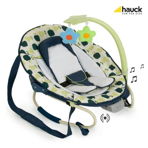 Hauck Leisure e-motion Bouncer (Fruits)